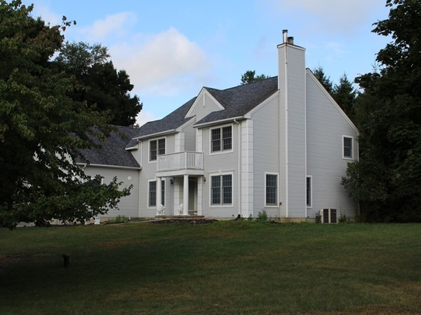 Home on a small cul-de-sac located off Harriman Heights Road, Post Farm Estates