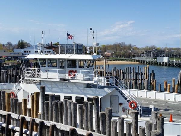 Ferry in Greenport