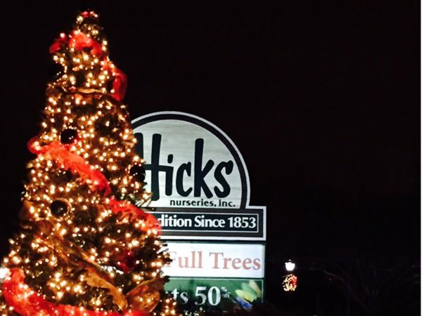 Hicks Nursery