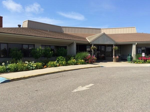 Senior Citizen Center - Seniors can receive transportation here