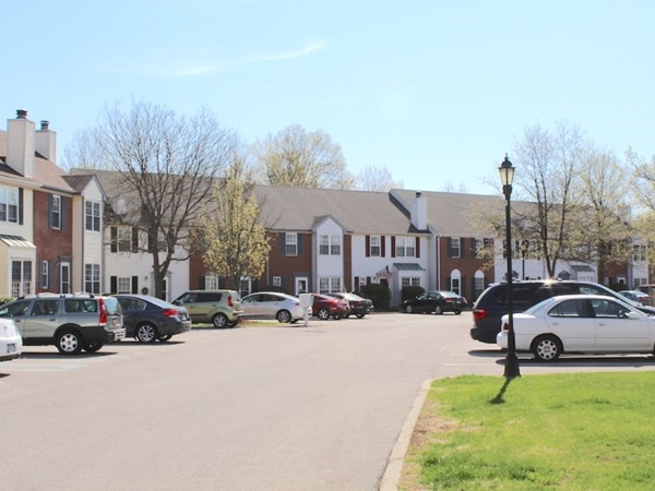 It's springtime in Brookshire! These are my favorite townhouses in Washingtonville