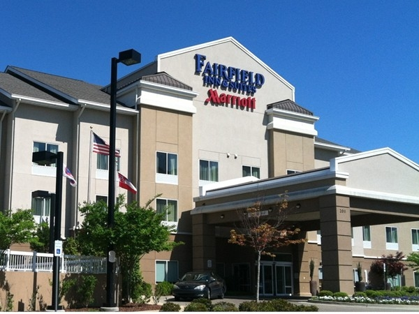 The Fairfield By Marriott Is Just One Of A Number Hotels Catering To Our Many