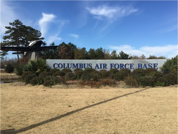 Columbus Air Force Base