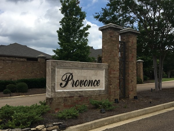 Provonce is a great, conveniently located neighborhood in Brandon