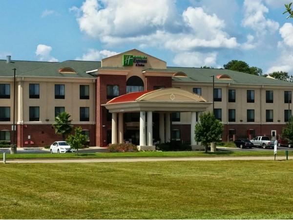 Holiday Inn. Wonderful hotel with meeting room
