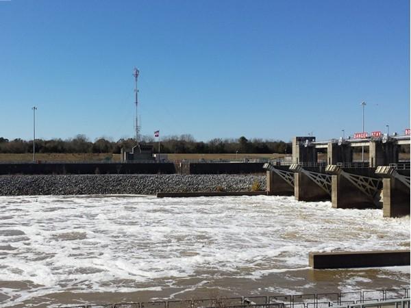 Columbus Lock and Dam