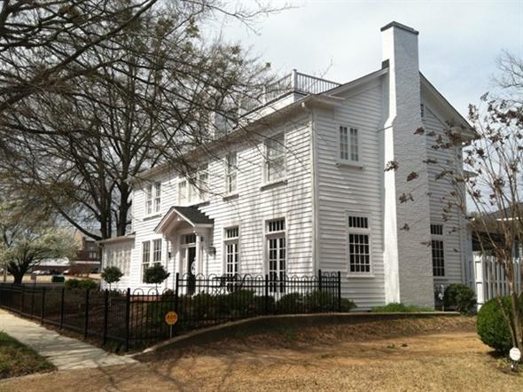 The Historic Sappington House