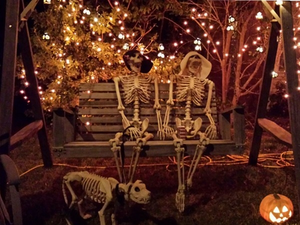 Family friendly Halloween fun in Diamondhead