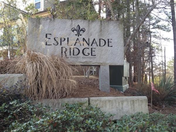 Esplanade Ridge Condominiums Development Real Estate Condos For