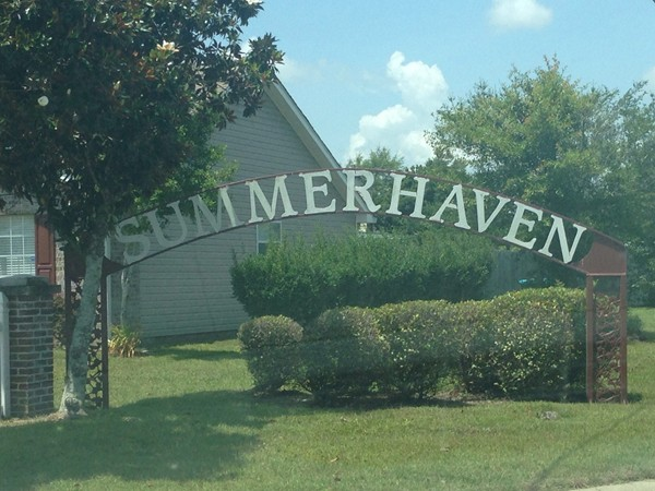 Summerhaven Subdivision