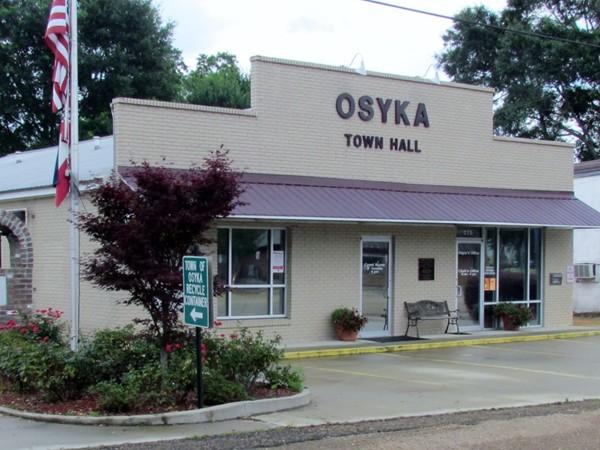 Osyka Town Hall