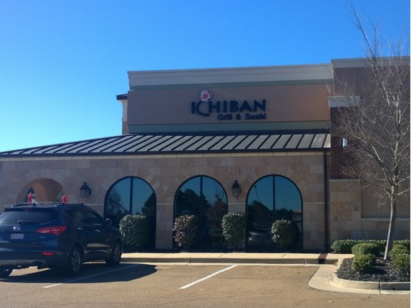 Best hibachi and sushi in Flowood
