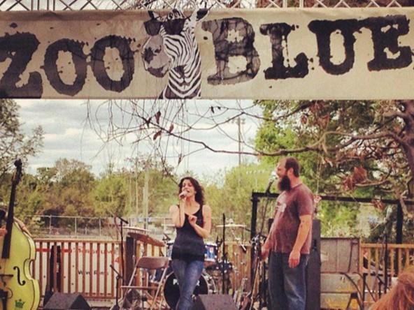 Hattiesburg Zoo Blues Festival