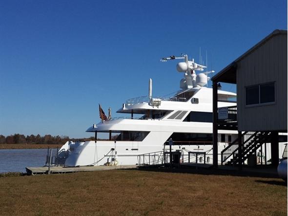 Columbus Marina for all size watercraft