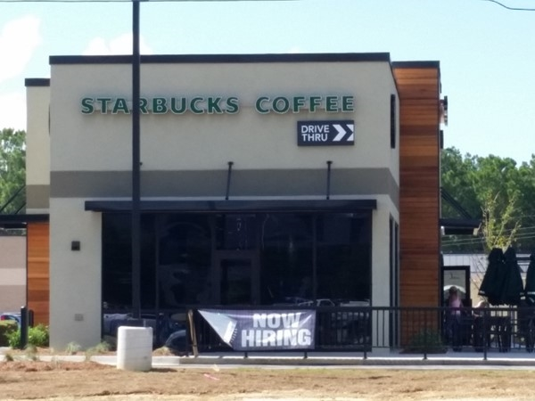 Ocean Springs first Starbucks is almost ready