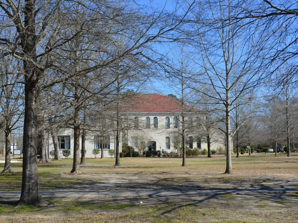 Walthall Park is home to the BBQ contest, Crawfish Jam, and Christmas Luminary & Carriage Rides.