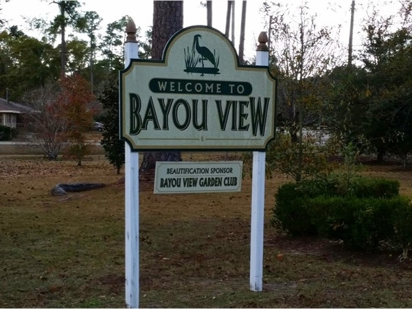Bayou View in Gulfport.  A fantastic community with huge homes, large lots and fantastic schools
