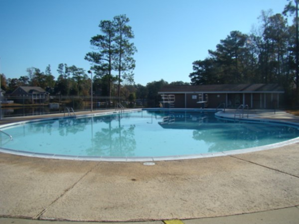 Awesome pool for residents of Hide-A-Way Lake and their guest