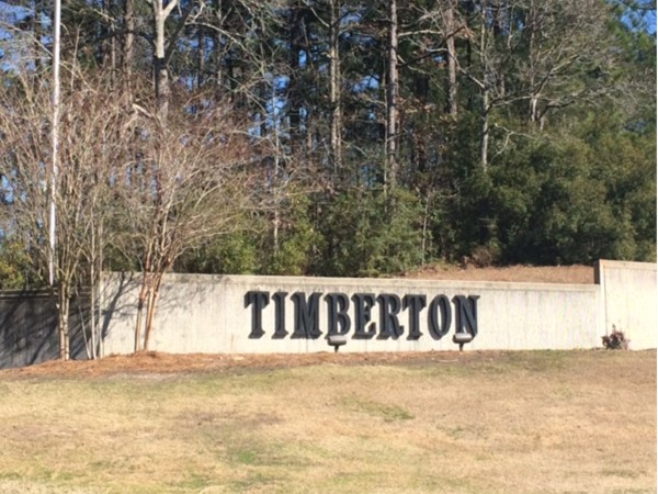 Timberton - A great community offering amazing golf greens, lakes and beautiful homes