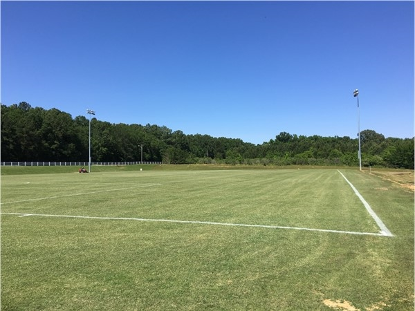 Brilla's home for this year! Almost time for the PDL season to start. MS's only pro soccer team