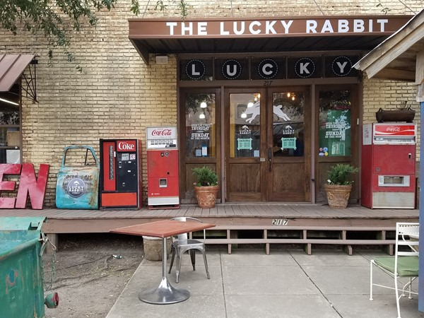 The Lucky Rabbit