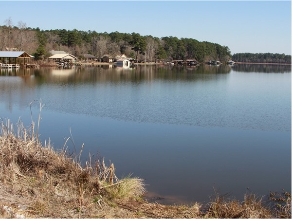 Lake Dixie Springs in Summit, MS across from the great Lake Dixie Springs Restaurant