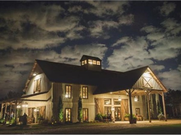 The Barn at Bridlewood is a great place to host weddings, parties, and more