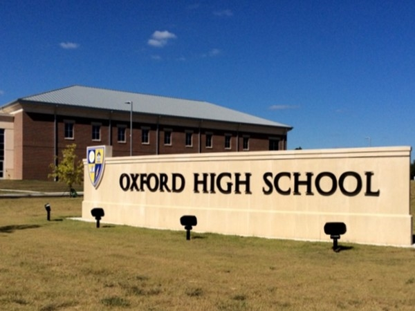 Oxford MS is proud of a new Oxford High School