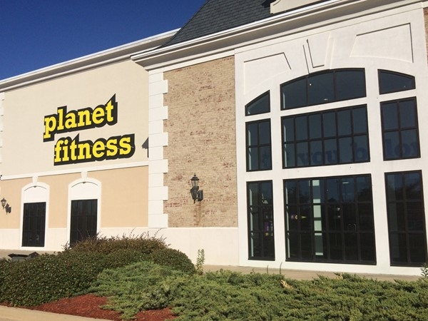 The new, hot gym in Ridgeland for only $10 a month. Everyone loves this place