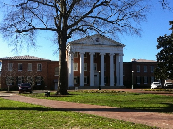 Lyceum - University of Mississippi