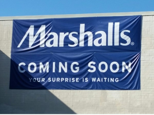 Marshalls is coming to Edgewood Mall in McComb