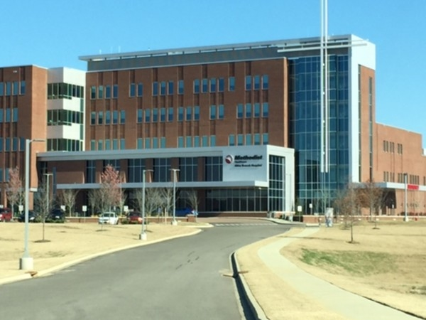 Brand new hospital in Olive Branch
