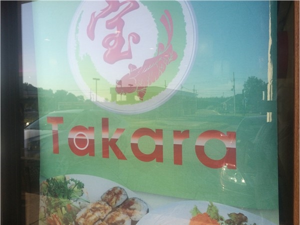 Takara features awesome sushi and hibachi