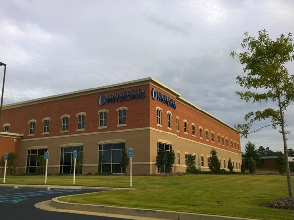University Physicians is just one of the great medical facilities along Lakeland Drive
