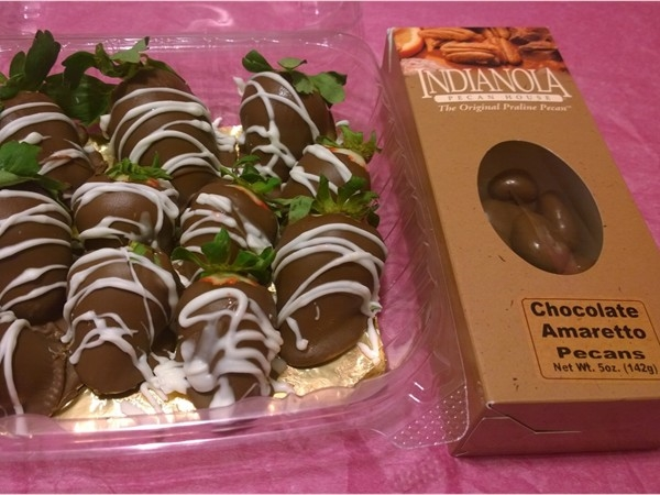 Indianola Pecan House is just one of many places in Flowood to take care of your Valentine needs