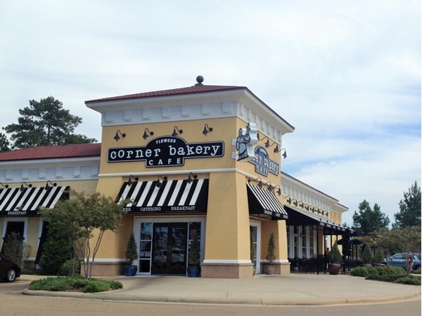 Come by and have a great lunch at Corner Bakery Cafe on Market Street Flowood!