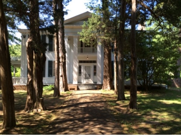 Rowan Oak, William Faulkner's home for over 40 years