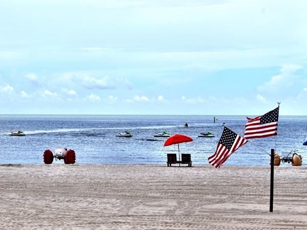 Beach fun in Gulfport