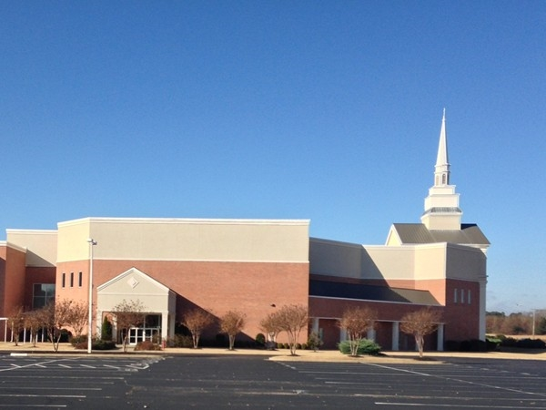 Longview Heights Baptist Church. Until He comes, go!  You are always welcome here