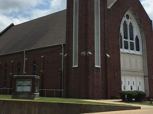 First Baptist is one of the many great churches in Downtown Brandon