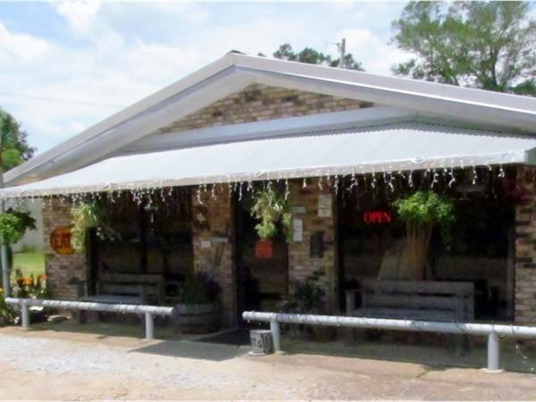 Osyka Seafood Restaurant & Market. Seafood from Cajun Roots