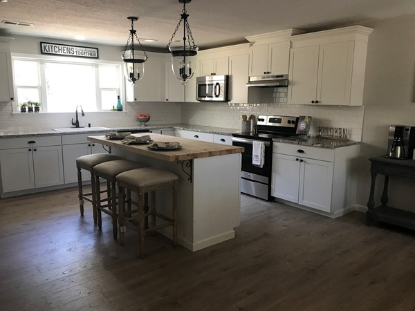 Could you love this kitchen? It's all new