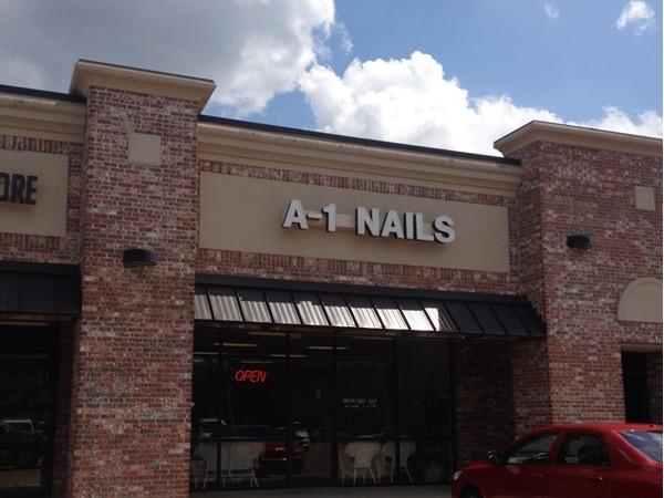 A-1 Nails