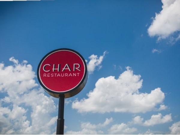 Goodbye rain and hello Char