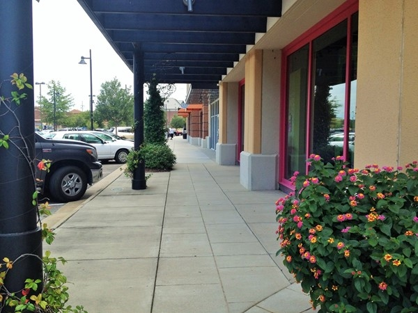 Such a beautiful day to spend time at Market Street in Flowood
