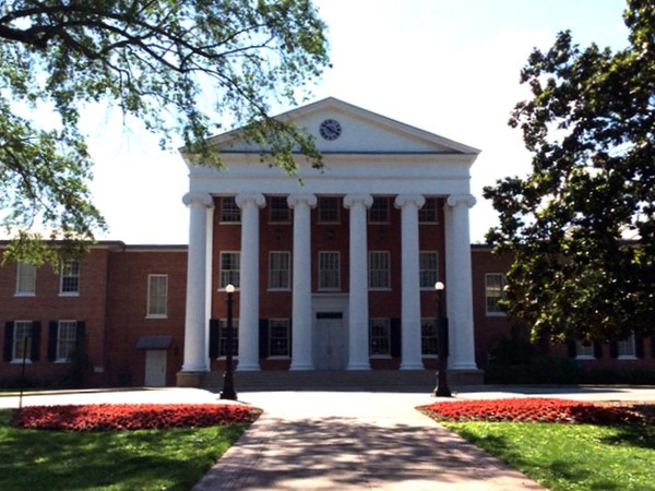 The Lyceum at Ole Miss