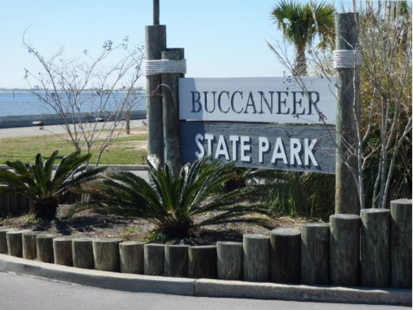 Buccaneer State Park and Water Park