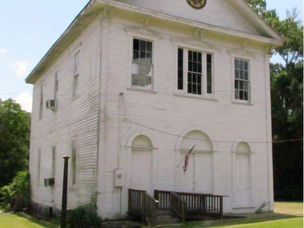 The oldest active Masonic Lodge in Mississippi