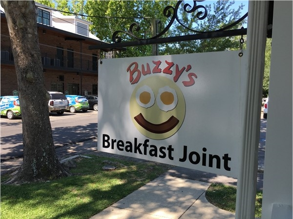 Breakfast off the beaten path at Buzzy's