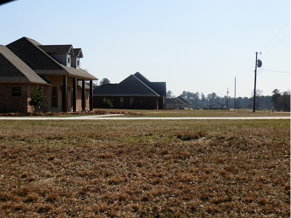 "Beautiful New ""Heritage"" Subdivision, Summit, MS"